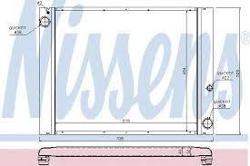 Фото - радиатор охлаждения и кондиционера LANDROVER RANGE ROVER 3   3.0 TD 6