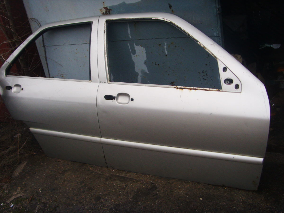Фото 4 - На Seat Toledo 1 91-99 г.в. двери боковые правые и левые. 600 грн.