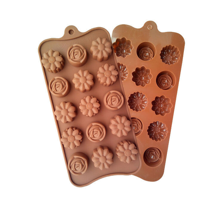 Фото - Силиконовая форма для изготовления мыла, кексов, мусов,суфле, шоколада