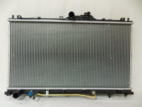 Фото - радиатор охлаждения и кондиционера Mitsubishi Galant (Мицубиси Галант)