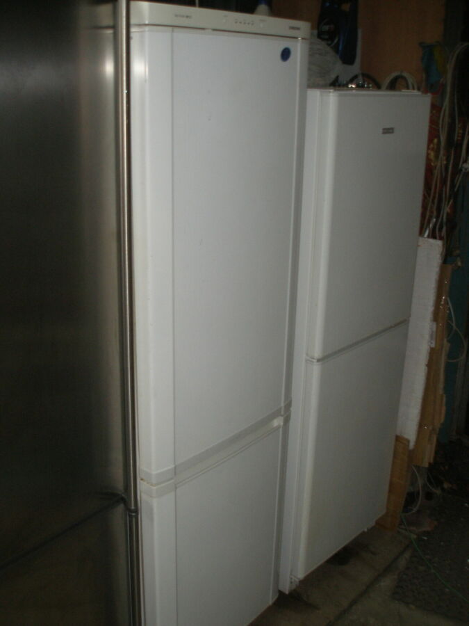 Б/у холодильник Samsung (самсунг) 185см сухая заморозка (nofrost)