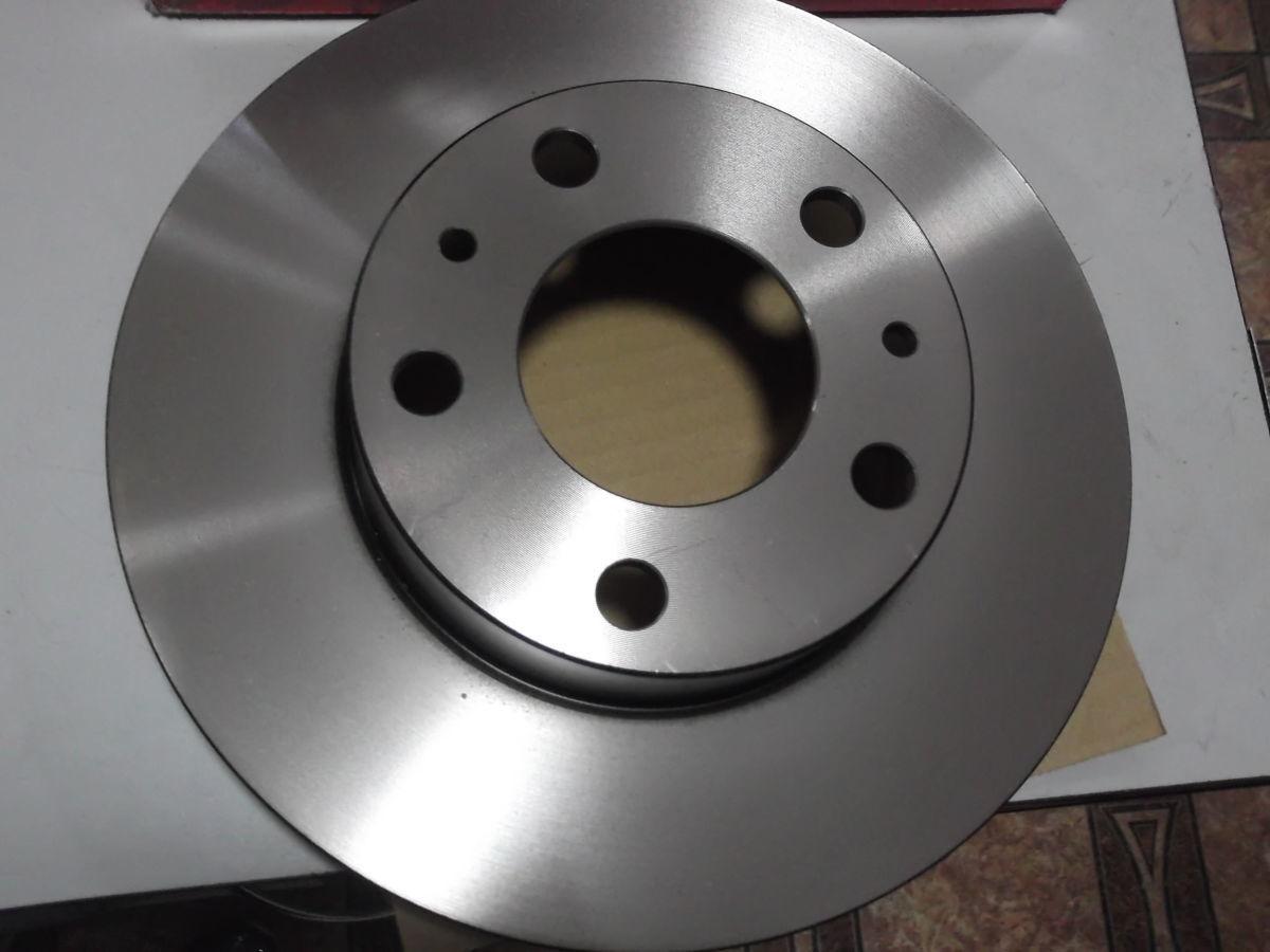 Фото 2 - Тормозной диск передний вентилируемый Ducato,Boxer,Jamper 94- 02- 06-