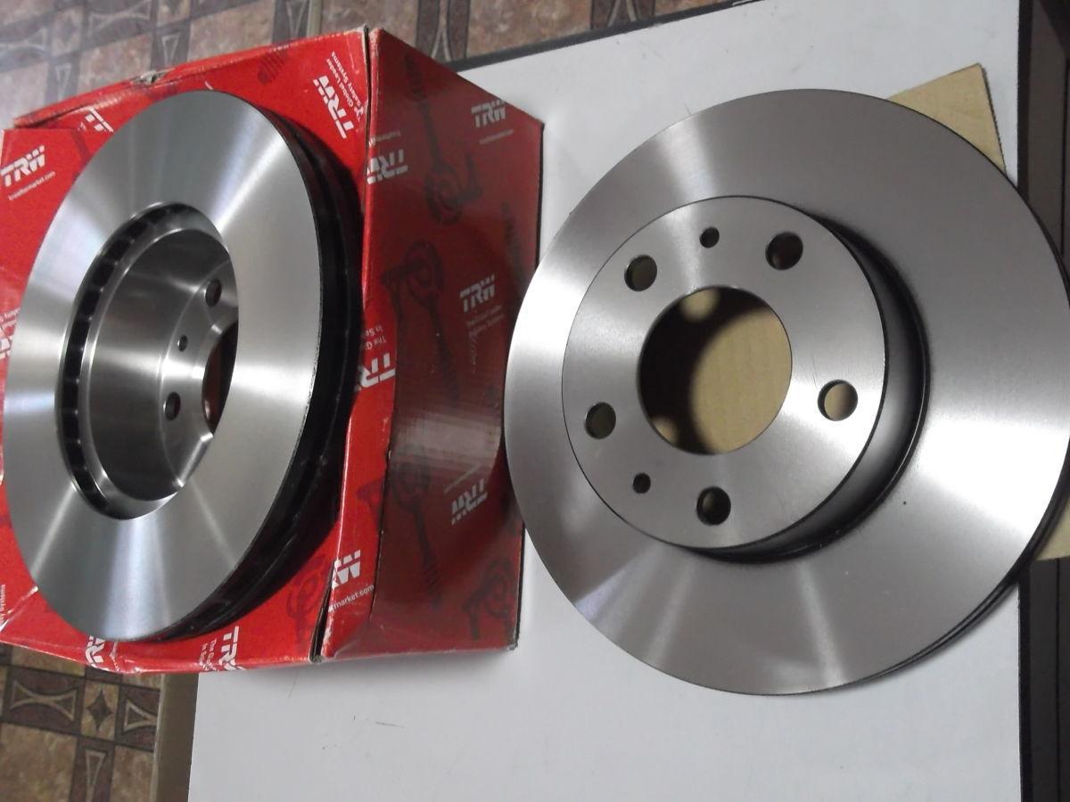 Фото - Тормозной диск передний вентилируемый Ducato,Boxer,Jamper 94- 02- 06-