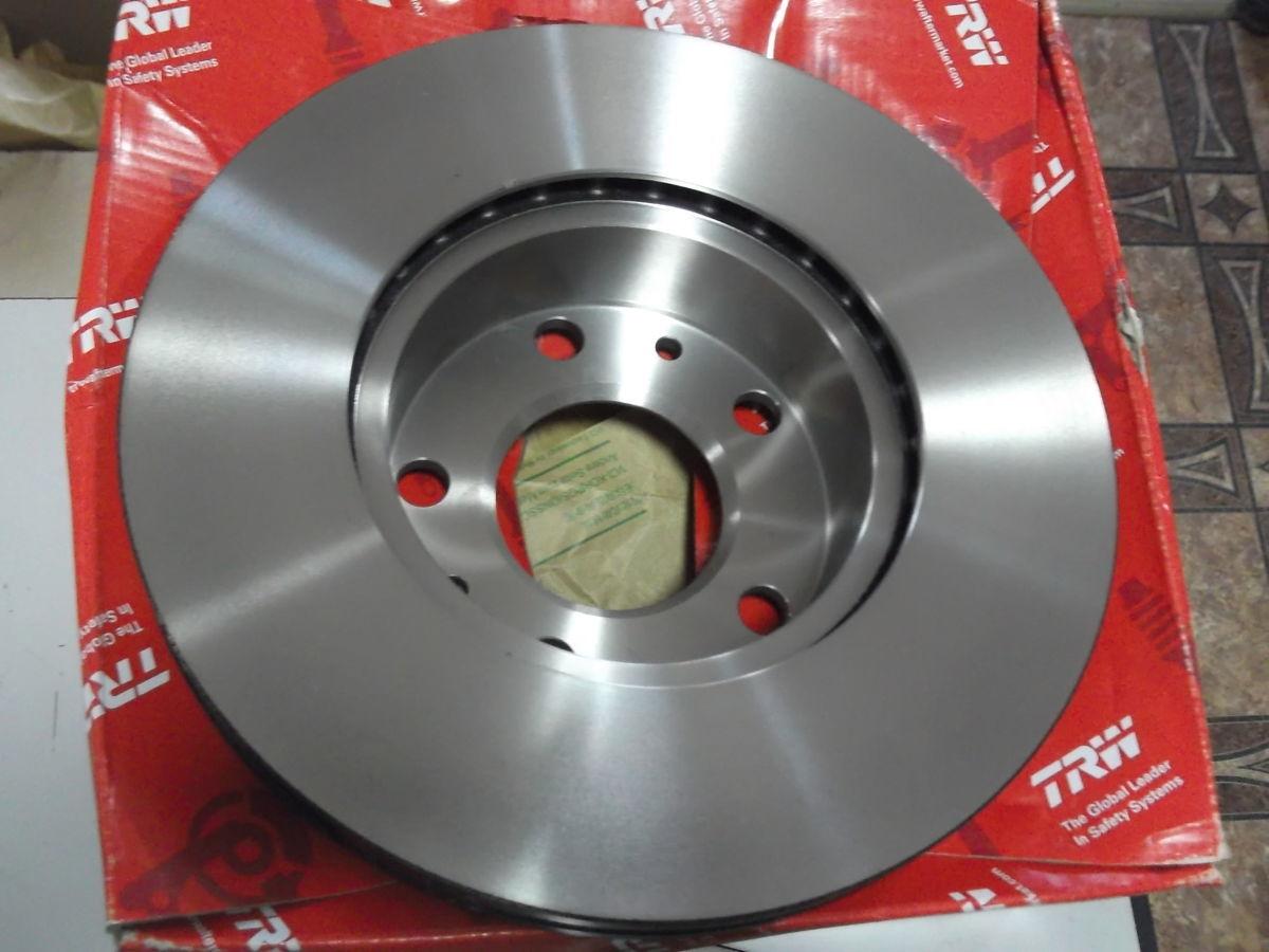 Фото 4 - Тормозной диск передний вентилируемый Ducato,Boxer,Jamper 94- 02- 06-