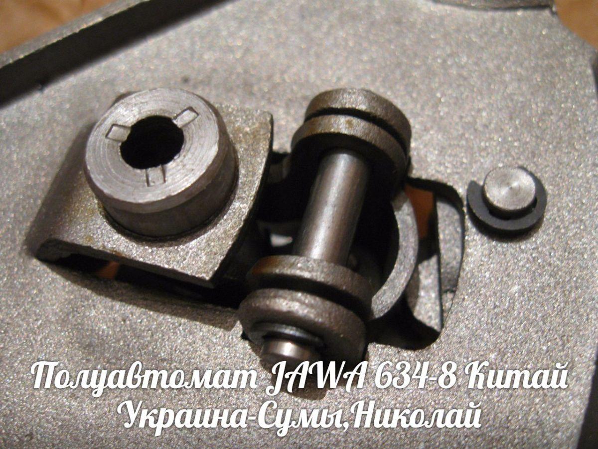 Фото 3 - Полуавтомат ЯВА/JAWA 634-638 Made in Китай.