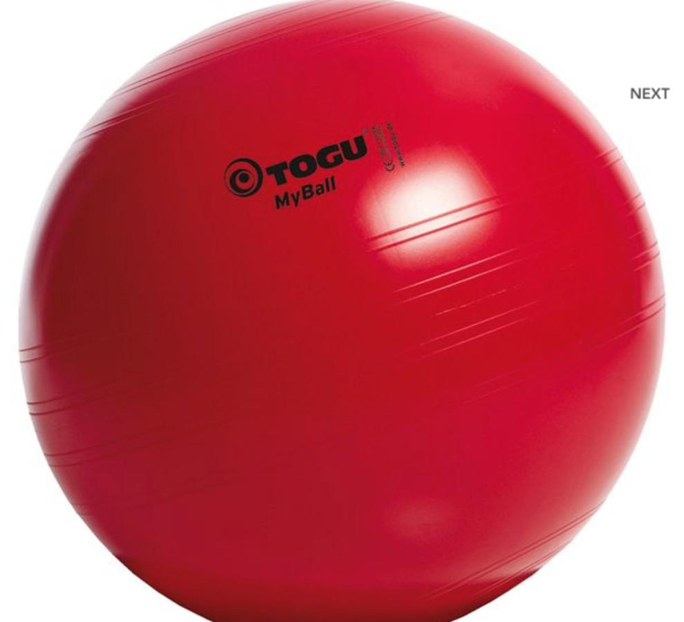 Фото - Мяч для фитнеса TOGU MyBall 55 см.