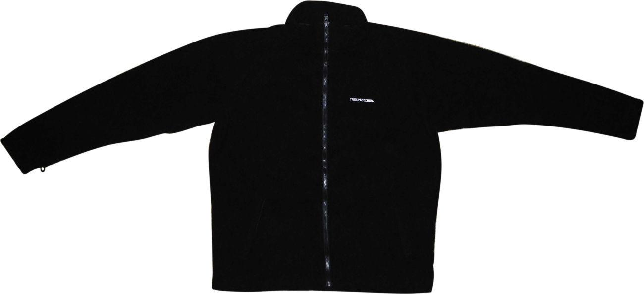 Фото 8 - Мужская куртка 2in1 синяя черная с капюшоном Trespass TP75 tres-tex XL