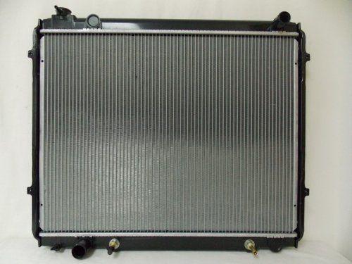 Фото - радиатор охлаждения и кондиционера Toyota Tundra (Тойота Тундра) 00-