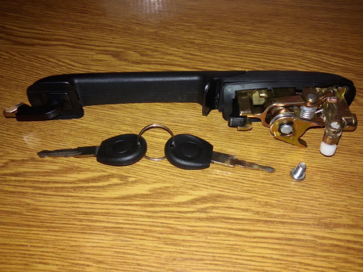 Фото - Ручка двери наружная передняя VOLKSWAGEN PASSAT B4, правая / левая