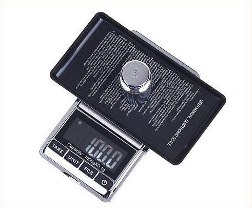 Фото 5 - Мини электронные весы / Ювелирные весы от 0,01гр. до 1000гр.