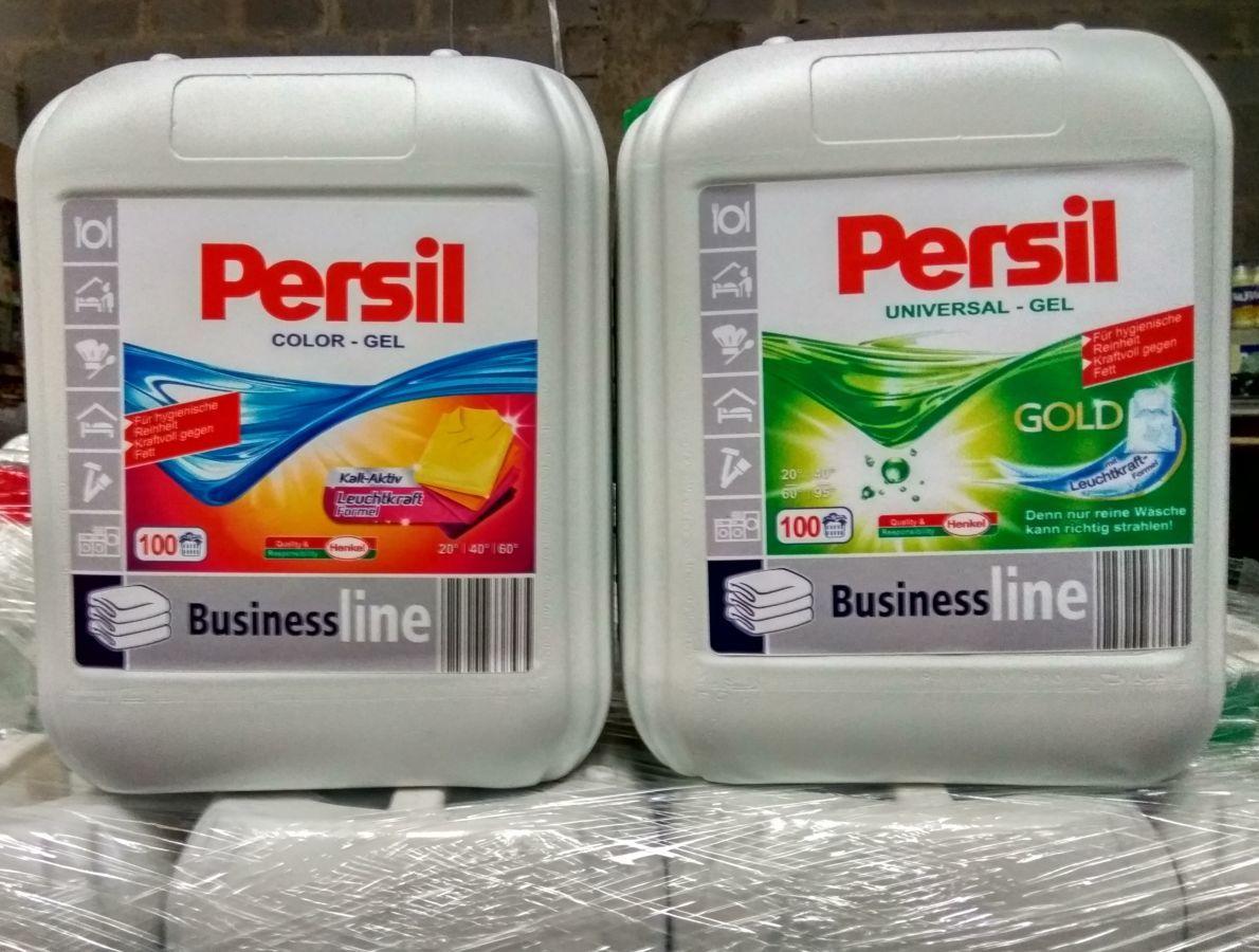 Фото - Гель для стирки Persil 5 и 10 литров
