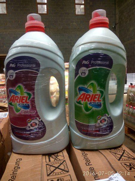 Фото - Гель для стирки Ariel 5.8 литров