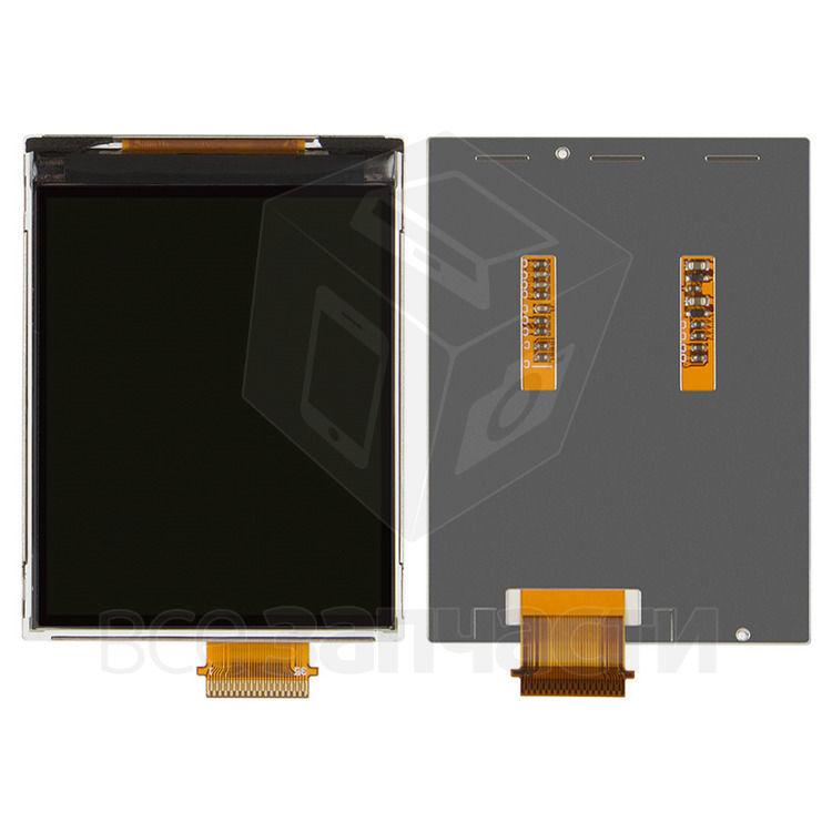 Дисплей для мобильных телефонов LG C100, C105, GU230, GX300, S310