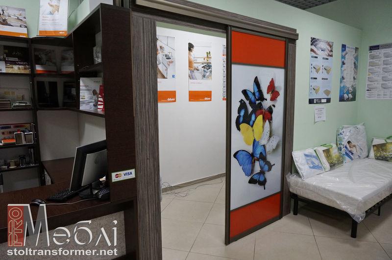 Фото - Раздвижные межкомнатные двери-купе под заказ в Сумах