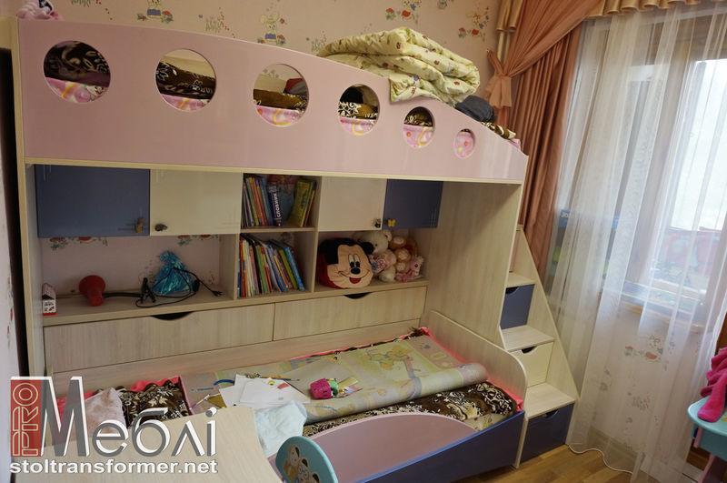 Фото - Детская мебель под заказ в Сумах