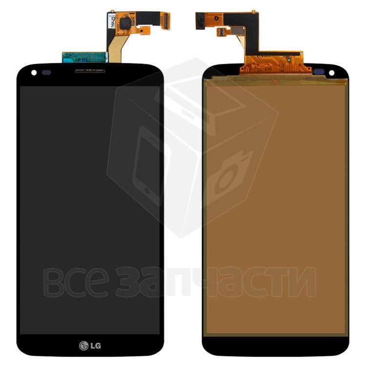 Фото - Дисплейный модуль LG G Flex D955, серый,