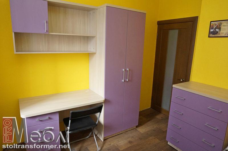 Фото - Мебель подростковая под заказ в Сумах