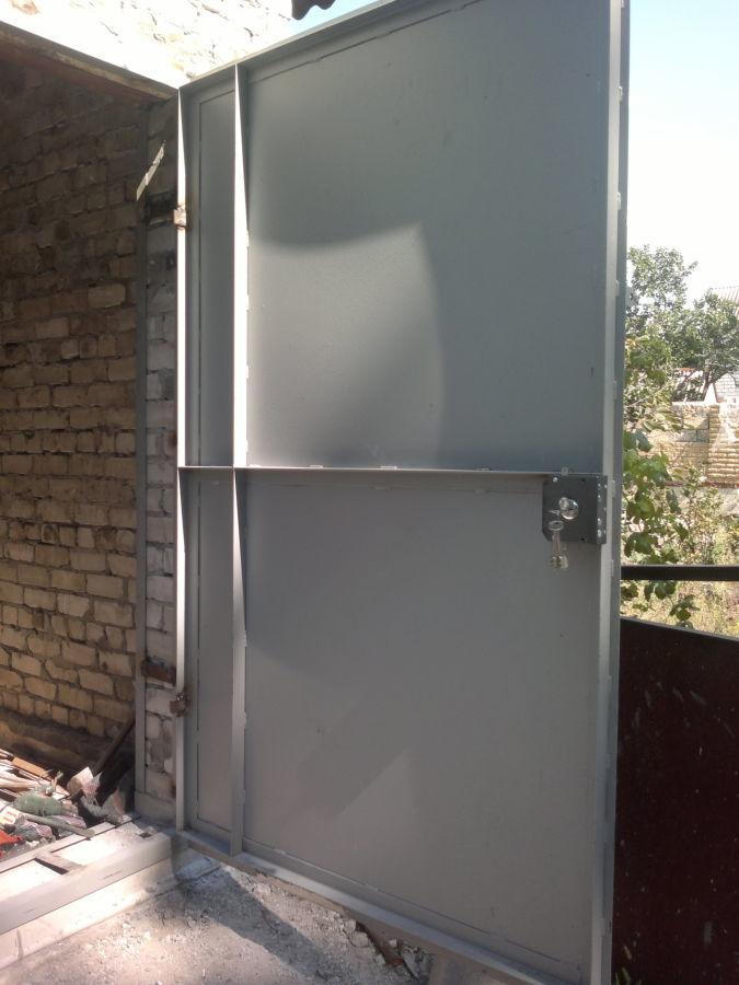 Фото 10 - Ворота: кованые, профлист, метал.