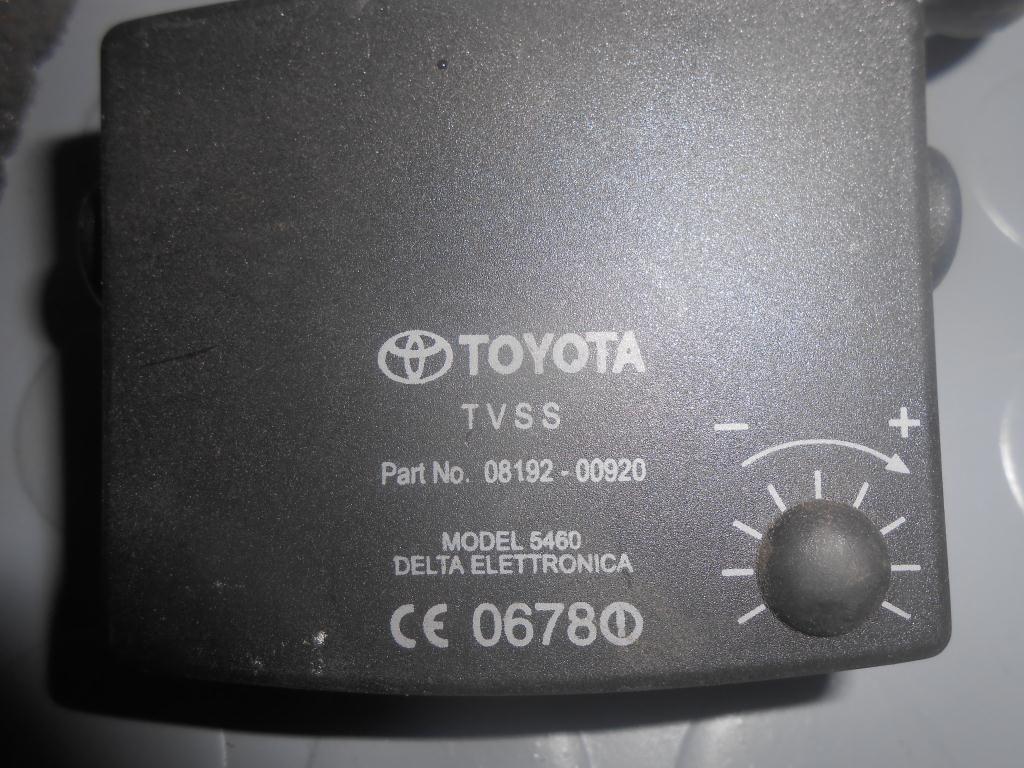 Фото - Устройство микроволнового наблюдения (0819200920) TOYOTA Rav4 00-05