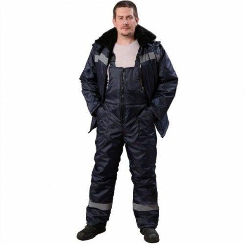 Фото - Костюм повышеной видимости, зимний, теплый костюм