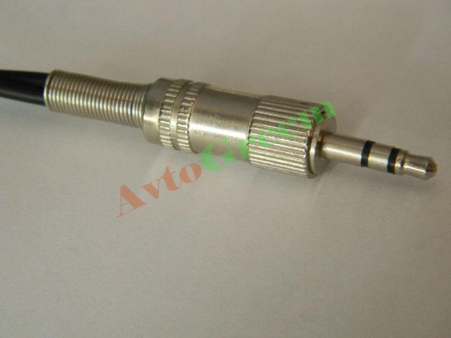 Фото 4 - Межблочный кабель (Jack 3.5 - 2RCA)