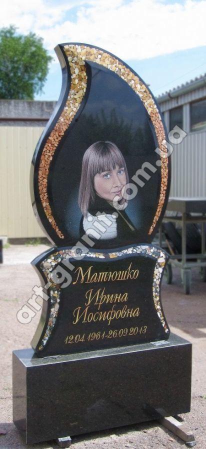 Фото 2 - Арт-Мастерская Богдана Пшеченко. Эксклюзивные памятники из гранита