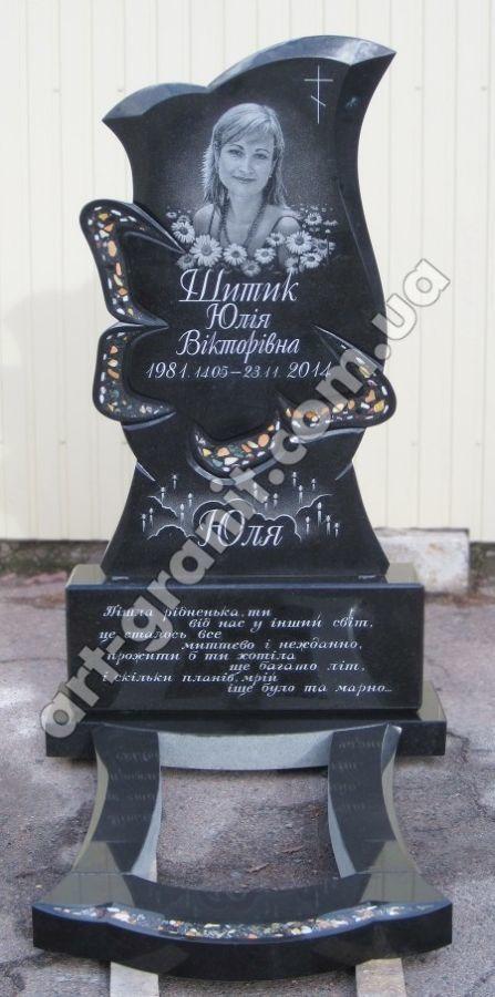 Фото 4 - Арт-Мастерская Богдана Пшеченко. Эксклюзивные памятники из гранита