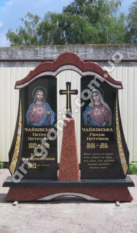 Фото - Арт-Мастерская Богдана Пшеченко. Эксклюзивные памятники из гранита