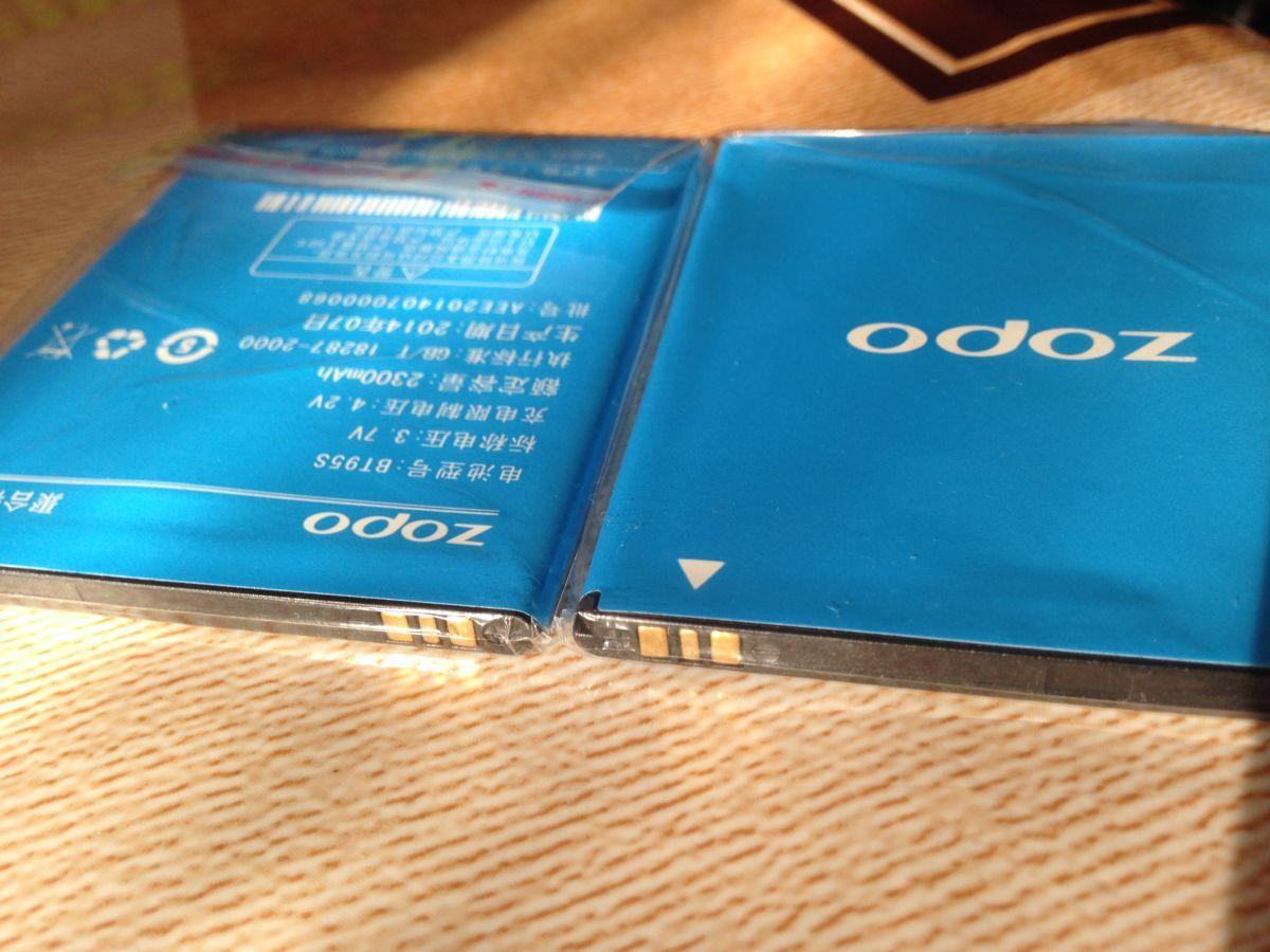 Фото 6 - Аккумулятор Zopo ZP... разные модели!!