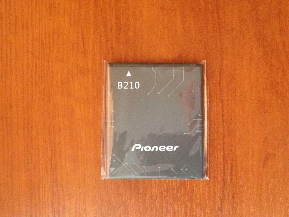 Фото - Аккумулятор Pioneer B210, 2100mAh