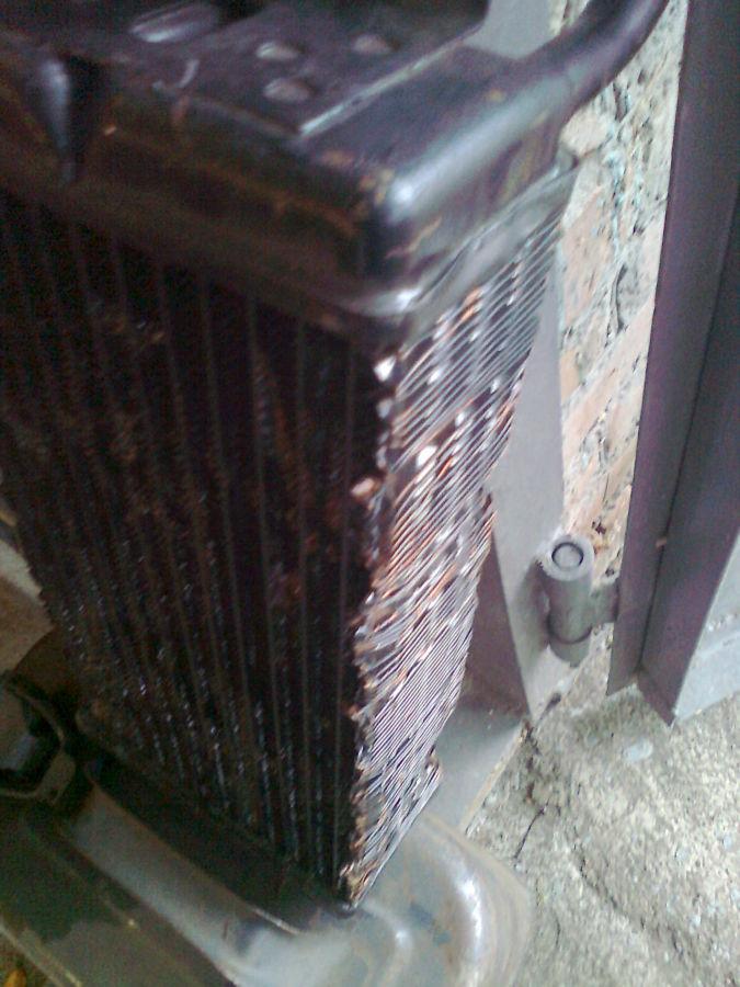 Фото 2 - Продам новый радиатор печки салона КАМАЗ