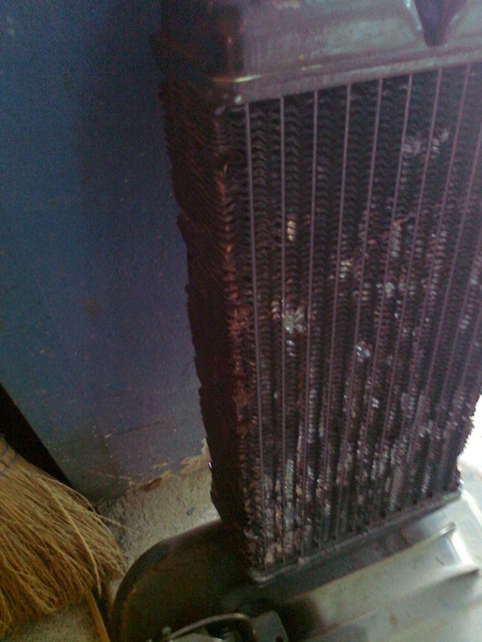 Фото 3 - Продам новый радиатор печки салона КАМАЗ