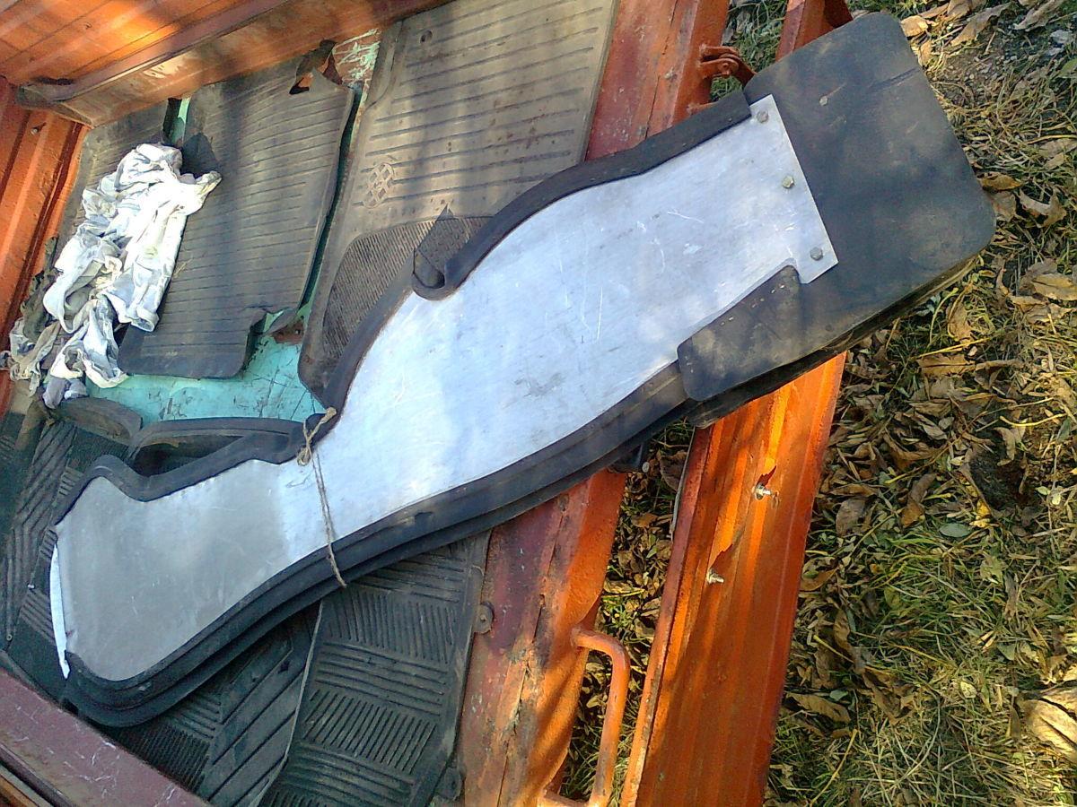Фото - Продам новые оцинкованые передние подкрыльники ВАЗ 2101-07