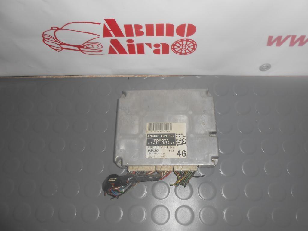 Блок управления двигателем (8966105460) TOYOTA Avensis (T220) 97-03