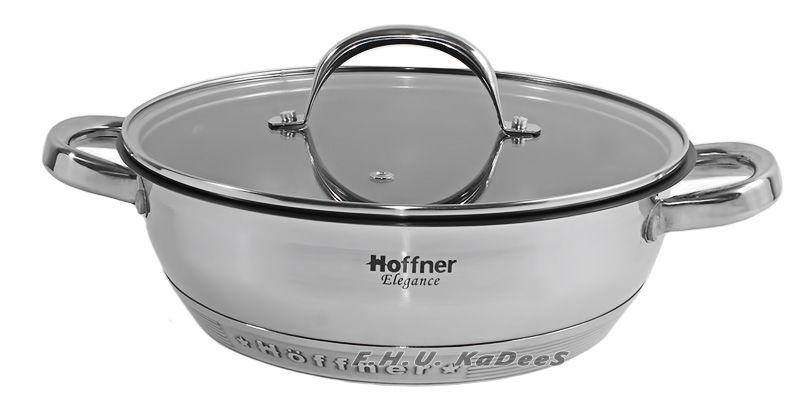 Фото 3 - Набор посуды HOFFNER посуд набор кастрюль