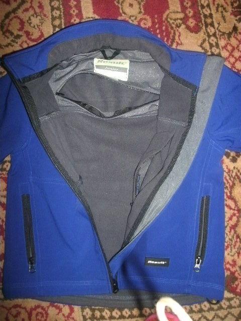 Фото 2 - куртка термо Result