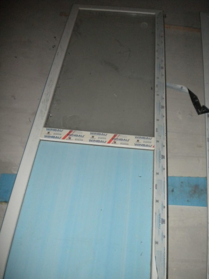 Фото - Металлопластиковая дверь (87х237 мм)
