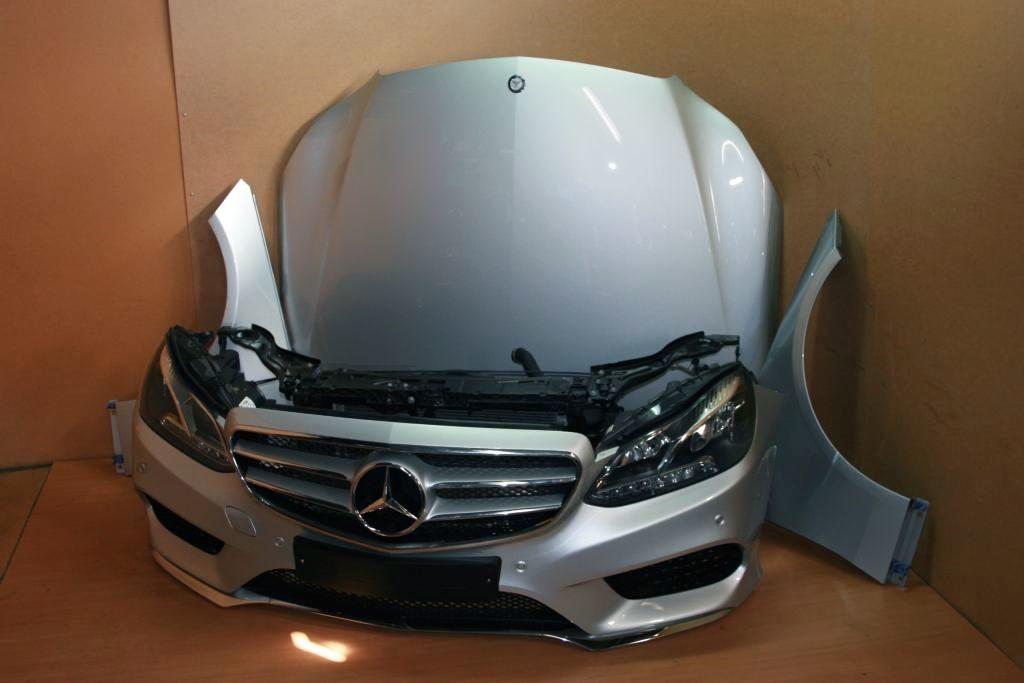 Фото - W205 Mercedes AMG С класс Капот Бампер Крыло Фара doctorcar.com.ua