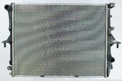 Фото - радиатор охлаждения и кондиционера VW Touareg