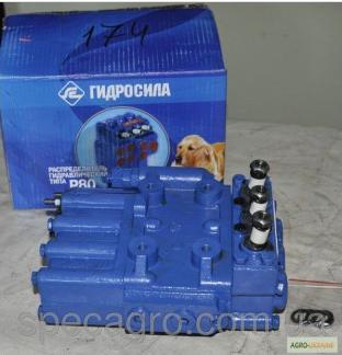 Фото - Гидрораспределитель Р-80 3/1-222Г (с гидрозамком) на тркторах