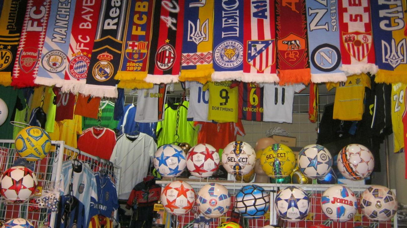 Фото 3 - Футбольная форма,мячи,сороконожки,всё для футбола,узкачи,шапки,костюмы