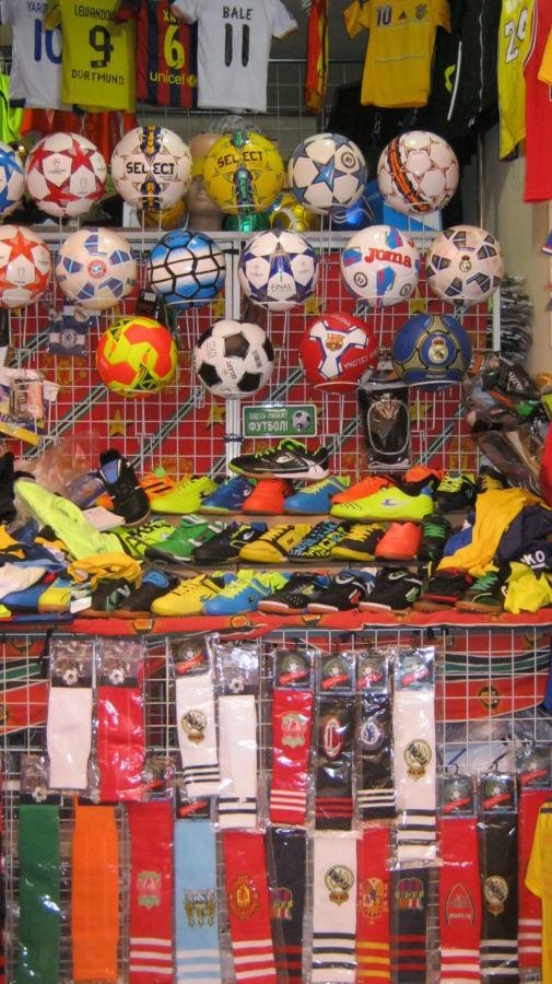 Фото 7 - Футбольная форма,мячи,сороконожки,всё для футбола,узкачи,шапки,костюмы
