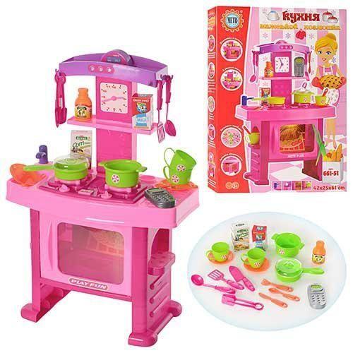 Фото - Игровой набор кухня  «KITCHEN»: 661-51