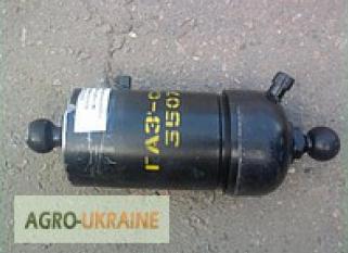 Фото - Гидроцилиндр подъема кузова ГАЗ 53 4х штоковый (ГЦ 3507-01-8603010)
