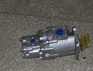 Фото - Спаренный (сдвоенный) насос шестереночный НШ 32-10 (левый, правый)