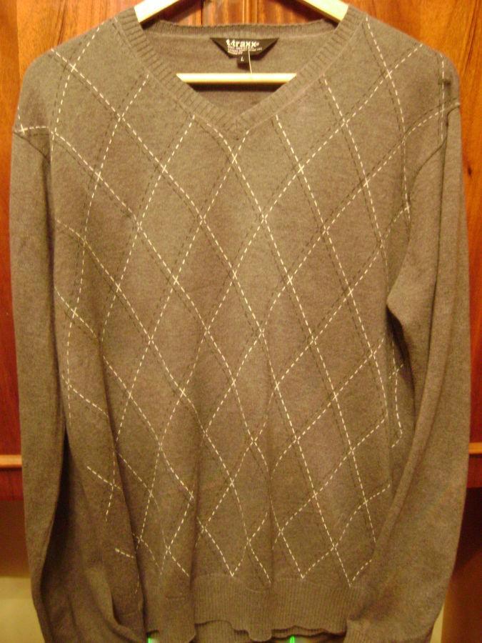 АКЦИЯ - Классический фирменный мужской пуловер T-TRAXX ! 50 размер ... f3e09b1755ee8