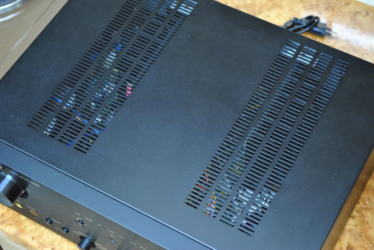 Фото 9 - Hi-End усилитель MARANTZ PM-8000