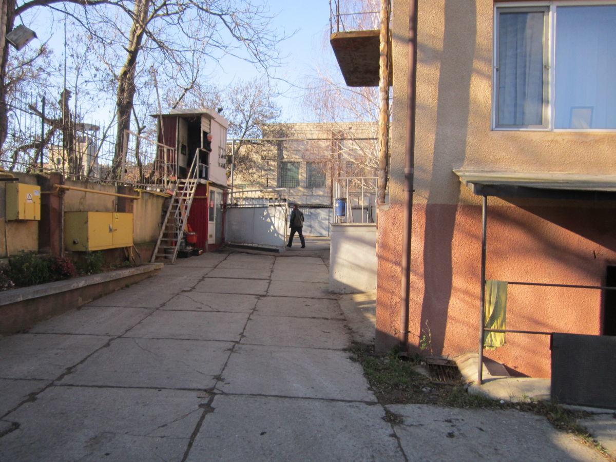 Производственная база на Дальницкой/Бугаевской