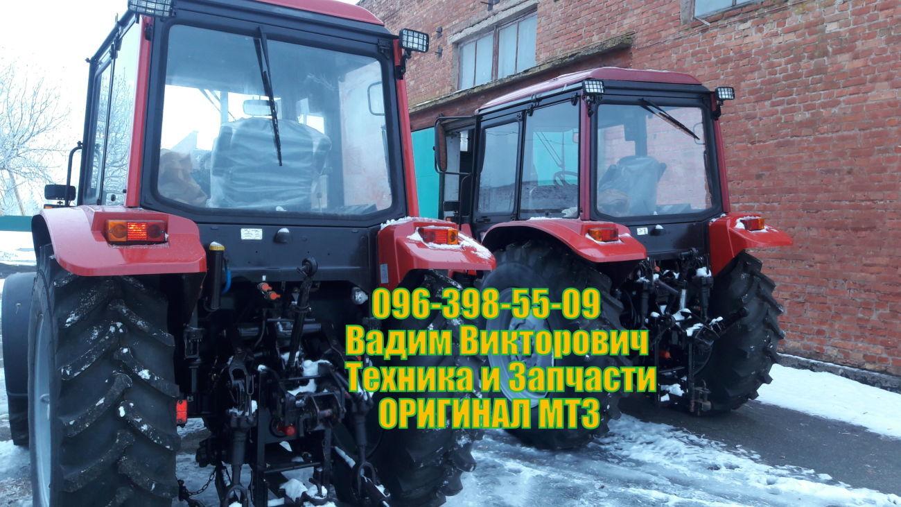 Фото 8 - Трактор Беларус 82.1