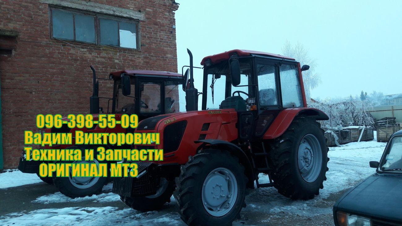 Фото 6 - Трактор Беларус 82.1